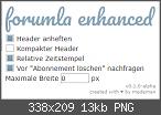 Forumla Enhanced (Vorschau/Beta)