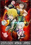 Nanatsu no Taizai: The Seven Deadly Sins