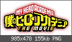 My Hero Academia - Movie 2018