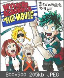 My Hero Academia - Movie 2018