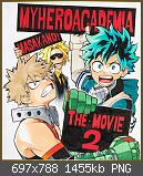 My Hero Academia Movie 2: HEROES: RISING