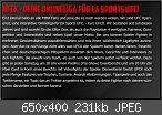 UFC Xperience - Deine Onlineliga für EA Sports UFC (One & PS4)