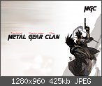 MGS Online Clan