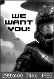 NOS sucht begeisterte Halo 3 / Reach - Spieler