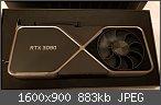 Nvidia kündigt RTX 3070, 3080 und 3090 offiziell an