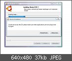 Linux Ubuntu Installations Fehler