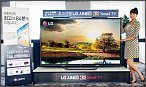 XXL TVs ab 70 Zoll - News & Erfahrungen
