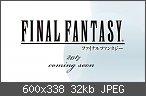 Final Fantasy - 30 jähriges Jubiläum