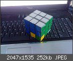 Rubik's Cube (Zauberwürfel)