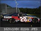 Gamestop NASCAR Toyota 2010 Joey Logano #20 GAMESTOP Camry (Fantasy)