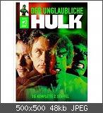 Der unglaubliche Hulk - Staffel 1 + 2