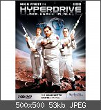 Hyperdrive - Der Knall im All