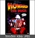 Howard the Duck...ein tierischer Held