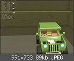 CatRS: Workshop Fun, a selfmade driving game