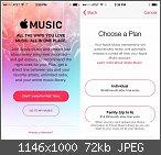 Streaming-Dienst: Apple Music