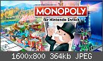 Monopoly - Nintendo Switch Edition