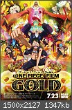 One Piece Movie 2016