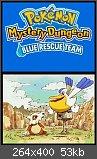 Pokémon Mystery Dungeon: Team Blau