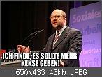 Schulz, Hoffnungsträger der SPD?