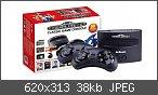 SEGA Mega Drive Classic Konsole (Mini Mega Drive)