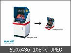 SNK stellt Neo-Geo Mini vor