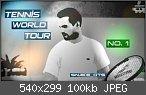 Tennis World Tour PS4 Spieler gesucht