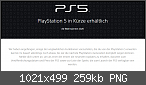 Playstation 5 [Offizielle News!]