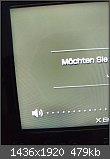 Helle Stellen/Umrandungen am LCD einer PSP (Modell 2004)