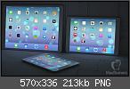 iPad 5 und iPad mini 2