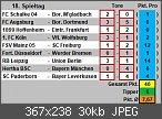 Bundesliga Tippspiel Auswertung 2019/20