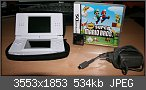 Nintendo DS Lite + R4 Modul + New Super Mario Brothers