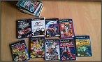 Verkaufe: PS2 Konsole + 18 Spiele | GameCube + 5 Spiele ......