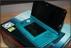 """[V/T] Nintendo 3DS """"Aqua Blue"""""""