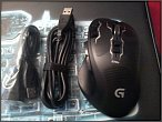 Logitech G19s Gaming Tastatur und Logitech G700s Gaming Maus