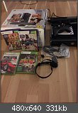 Xbox 360 kinect Special Edition 250GB