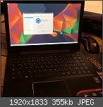 Notebook - Lenovo U31-70 (aufgerüstet)