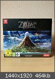 The Legend Of Zelda Link´s Awakening Limited Edition