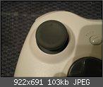 Tausche bzw verkaufe xbox360 Controller wireless gegen xbox360/PC Controller m. Kabel