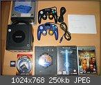 Tausche/Verkaufe Gamecube Konsole gegen Xbox 360 Spiele