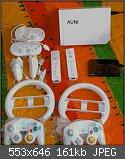 Verkauf Wii mit chip + Homebrew + Festplatte (OVP)