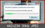 Problem mit Windows Explorer